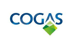 Cogas logo